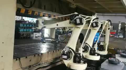 冲压机器人上下料生产线